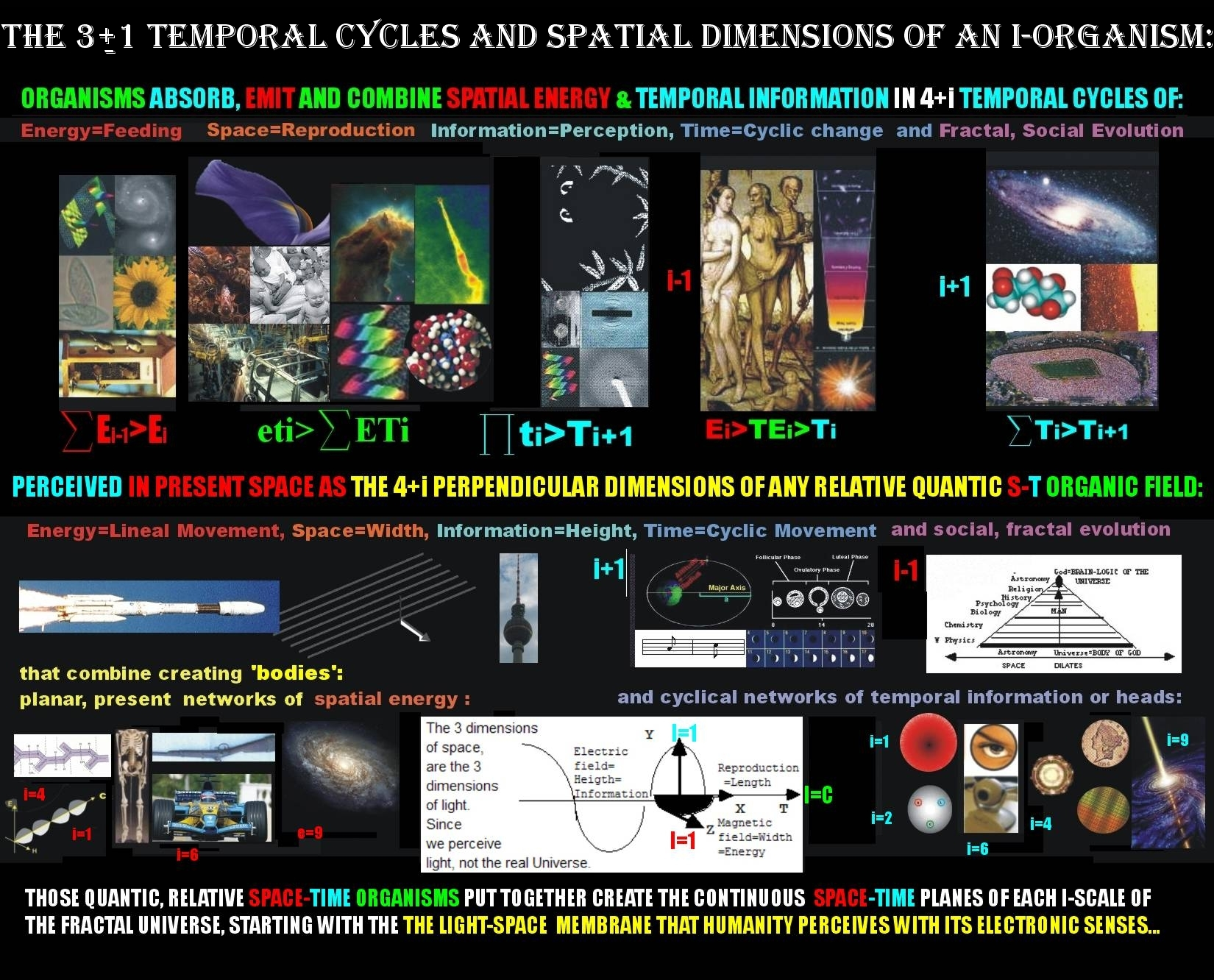 5DIMENSIONAL CYCLES