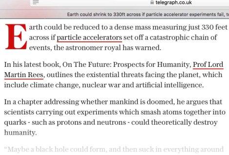 cerntruth   On Quark Cannons, Mass Bombs & 5Ð Supœrganisms